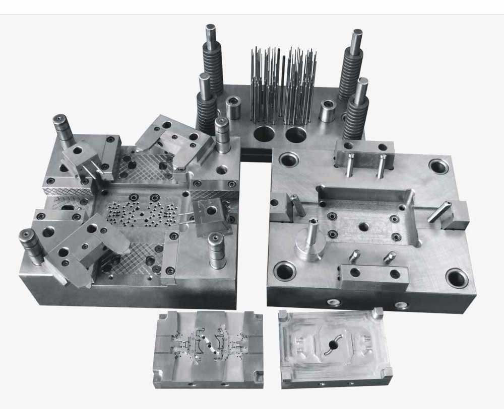 Electronics Injection Molding